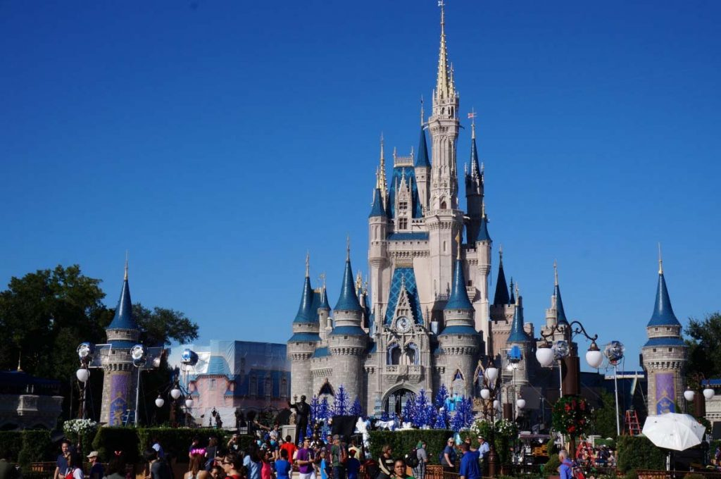Parques da Disney pelo mundo: Disney World